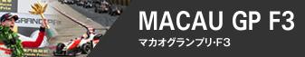 MACAU GP F3 - マカオグランプリ・F3